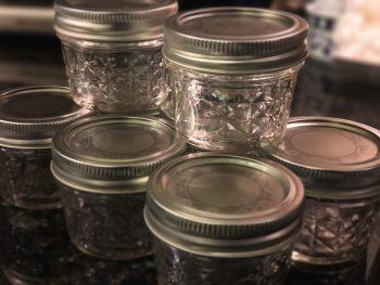 pot de creme jars