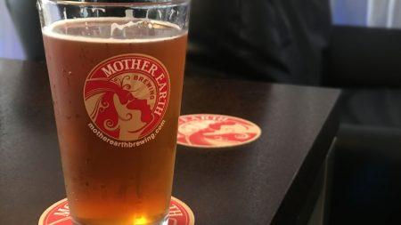 Mother Earth Brewery Kolsch Kinston North Carolna