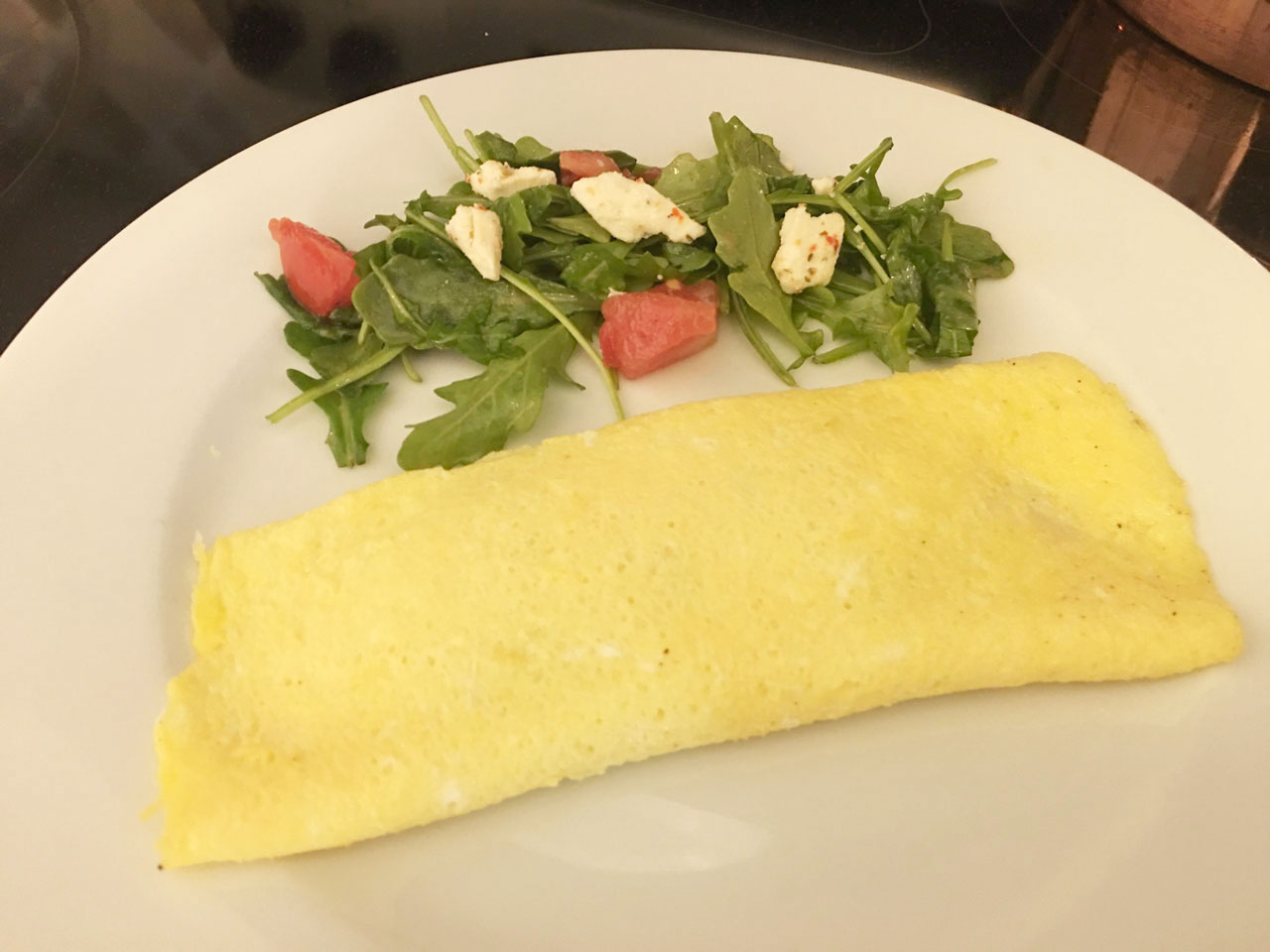 Classic French Omelette Recipe Foodie Post