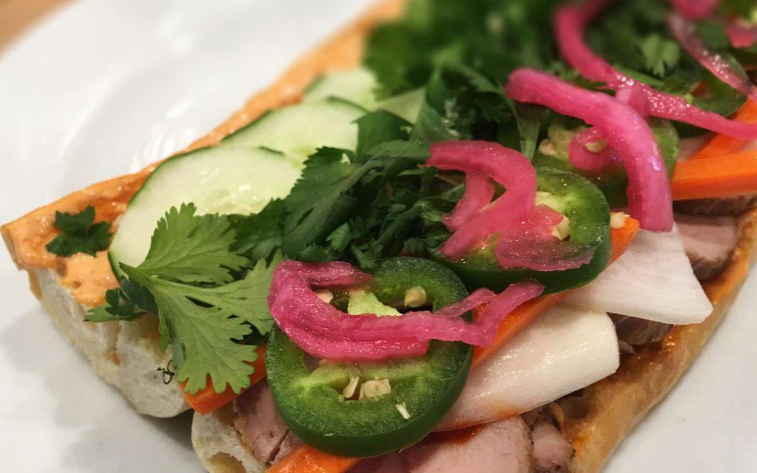 Bánh Mì Vietnamese Sandwich Recipe
